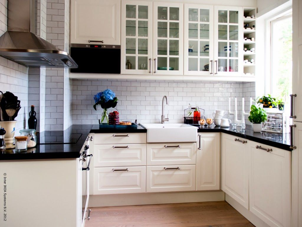 Großartig Standard Ecksockel Küchenschrank Größen Fotos ...