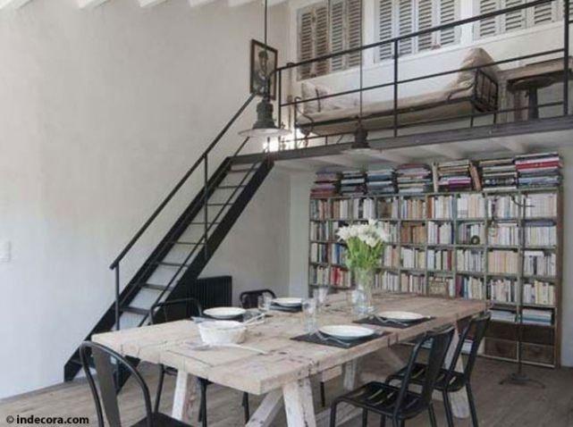 Bien-aimé Deco loft contemporain grange renovee | Grange | Pinterest  VW44