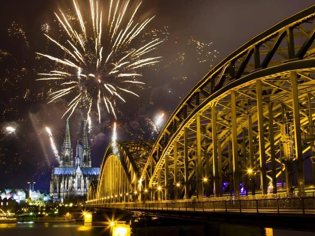 Silvester 2021 In Köln