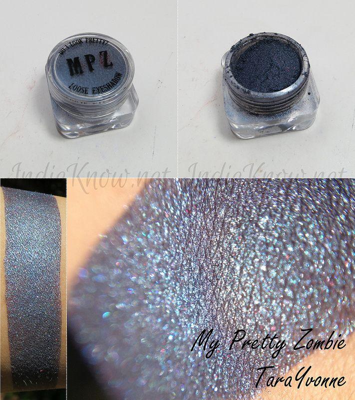 MPZ TaraYvonne Pretty zombie, Indie makeup, Eyeshadow looks