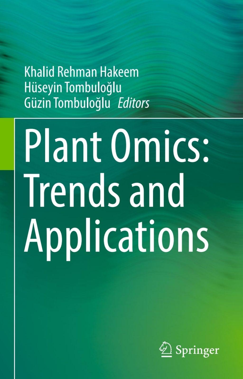 Plant Omics Trends and Applications (eBook