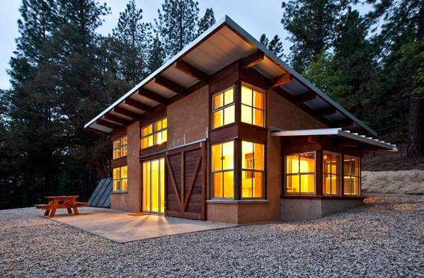 Modern Shed Homes Bing Images House Roof Building A House