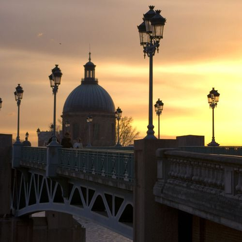 Pont St. Pierre. Toulouse