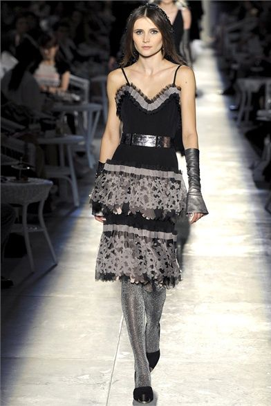 Chanel Haute Couture Fall Winter 2012-13 Paris