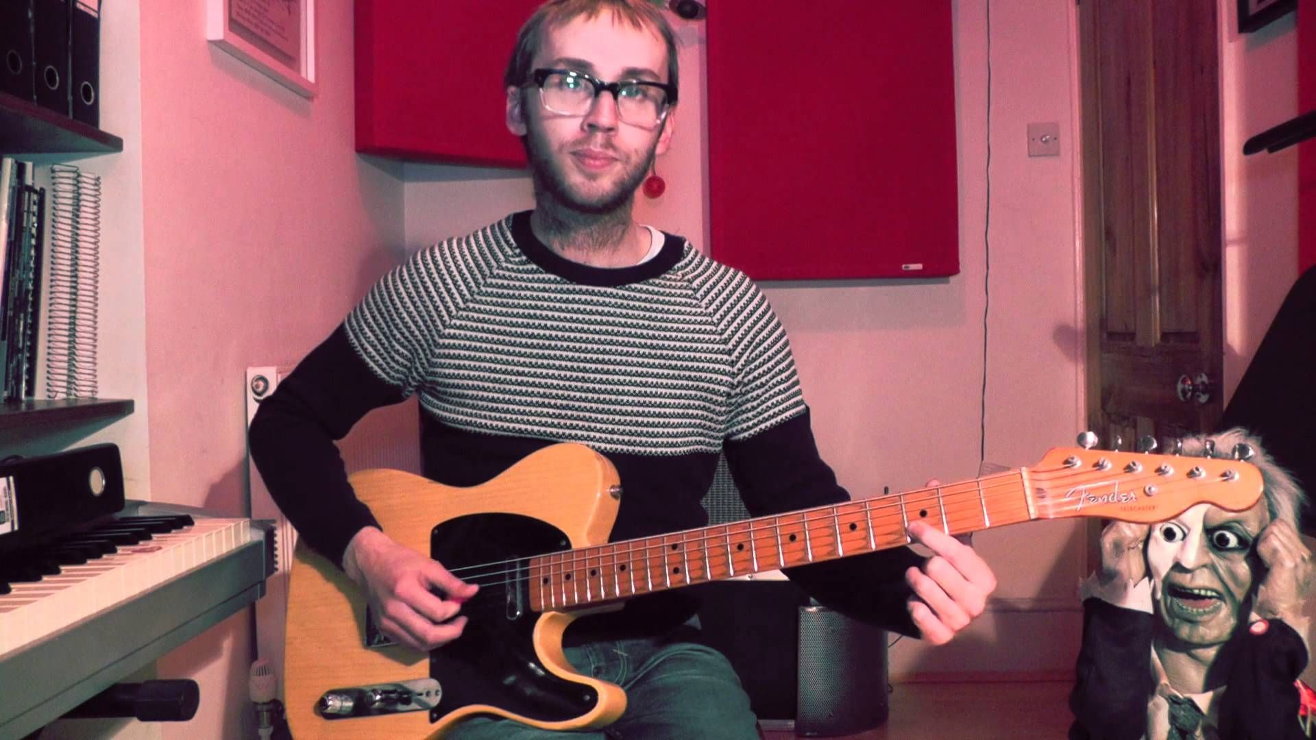 This Charming Man By The Smiths Guitar Lesson Tutorials