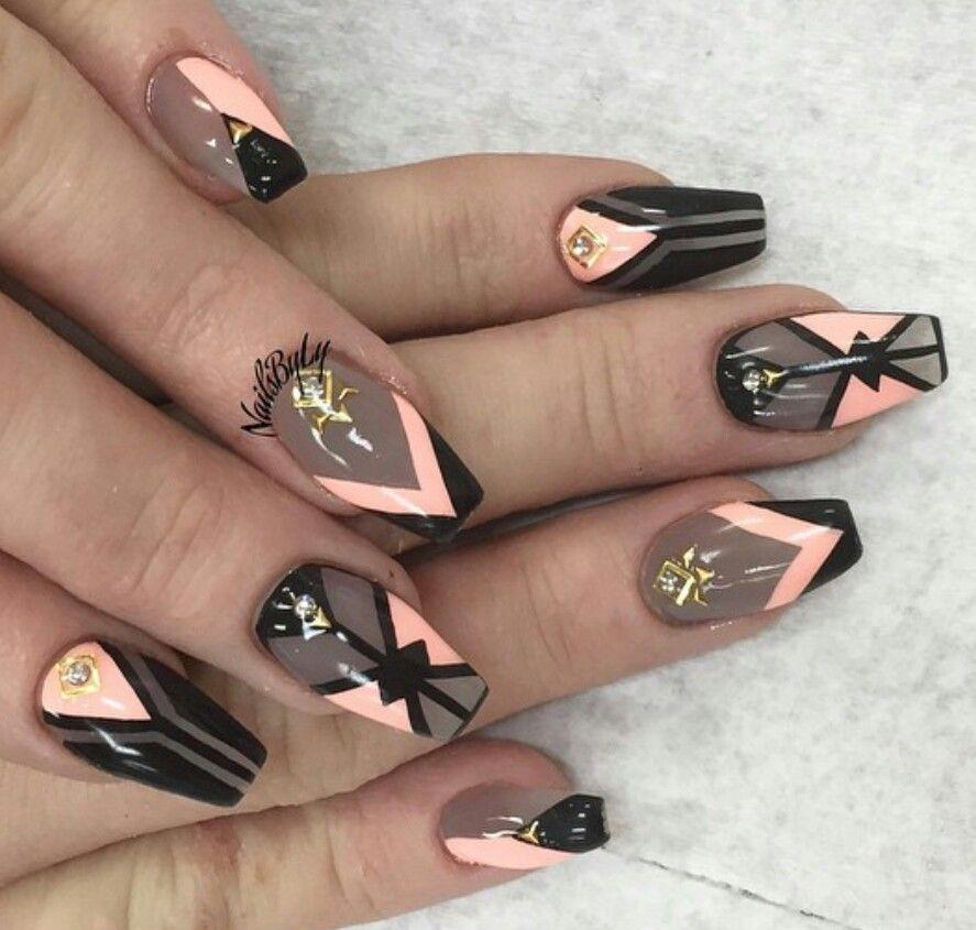 Lovely nail art | Polish | Pinterest | Nail nail, Manicure and Makeup