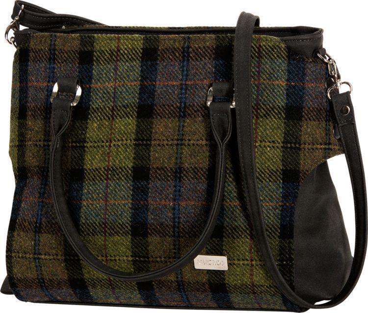 aa303fe4ed Irish Tweed Handbag  Made in Killarney