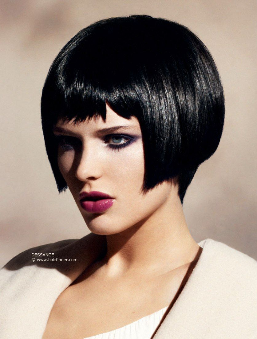 strait hair styles bob with bangs bobs with bangs page 7 hair 3665