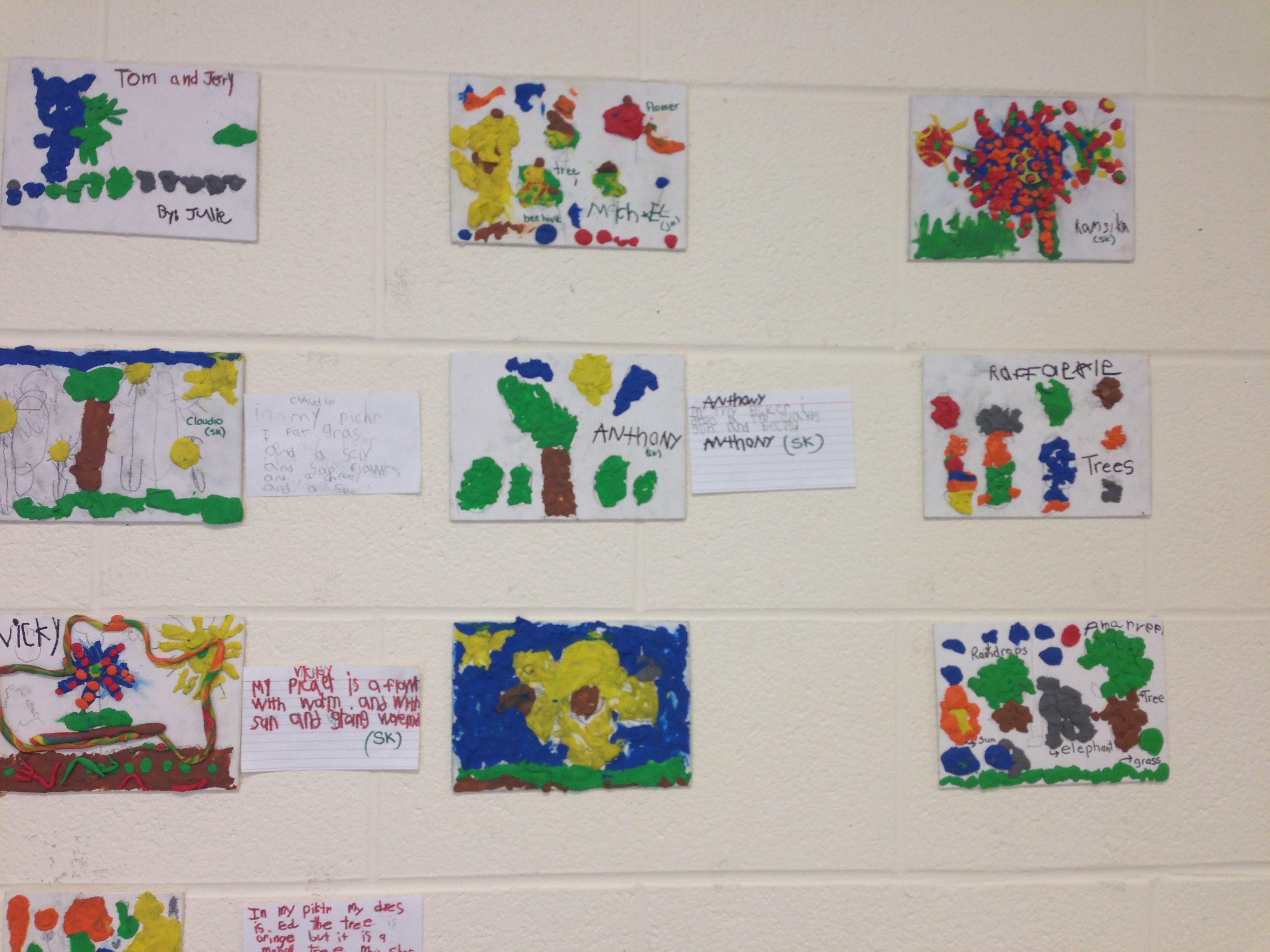 Modelling Clay Art Representations Of Living Things