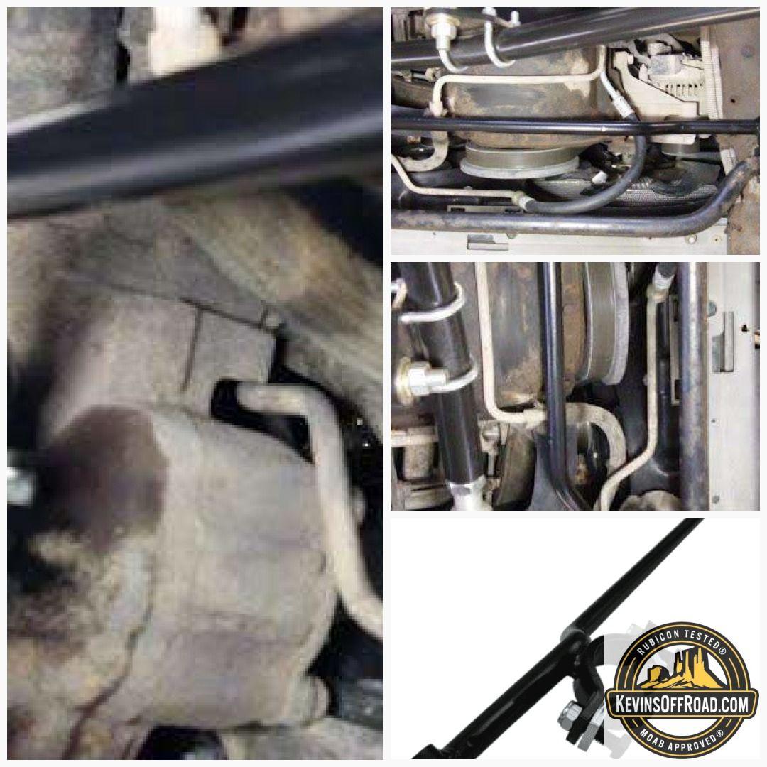 Kor 7400 Steering Box Brace For Xjs Mjs Jeep Parts Overlanding Kor