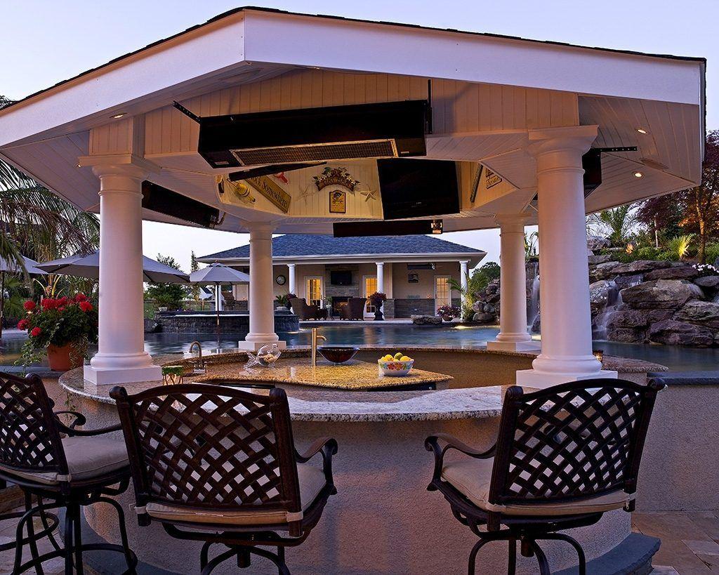 Backyard Bar Designs Shed Bar Designs Intended For The ... on Backyard Pool Bar Designs  id=53850