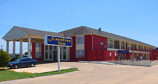 Carefree Inn Gonzales Texas