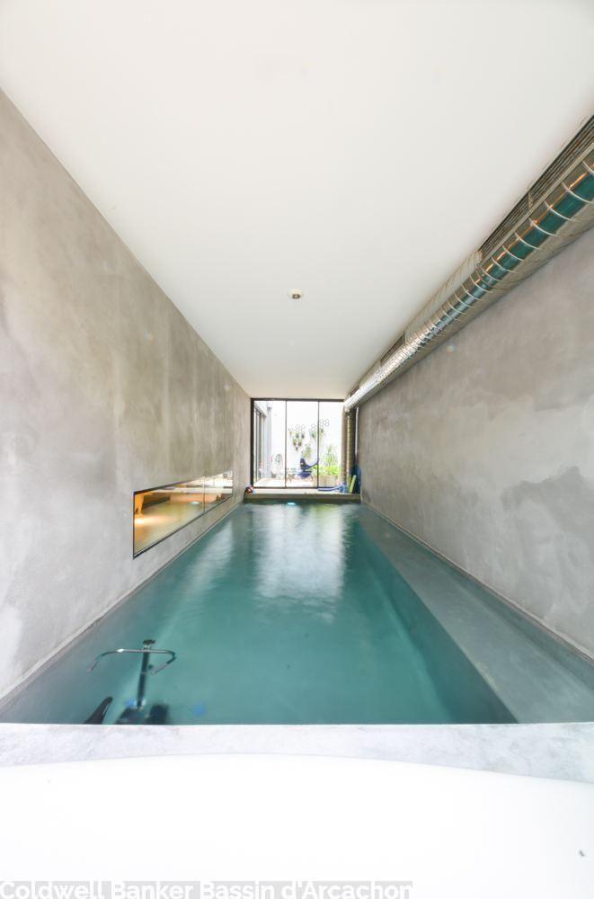 Maison   Villa Bordeaux Chartrons maison du0027architecte avec piscine - location villa piscine couverte chauffee