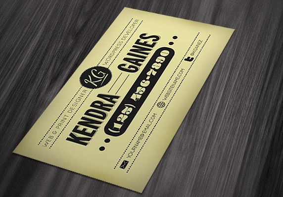 business cards | Graphic Design | Business Cards | Pinterest ...