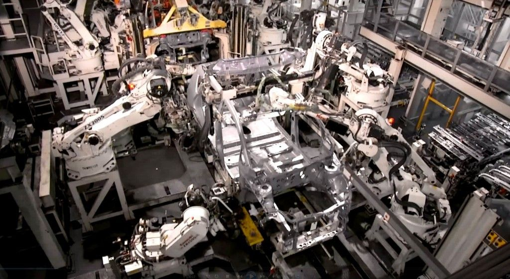 Smart robots are invading the factory floor