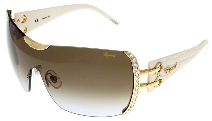 a88c59e0740e ... SCH 935S 300X Shield#plastic frame composite lens non-polarized Lens  width: 99 mm Arm: 130 mm 99 millimeters wide Frame Color: Gold with White  Crystals ...