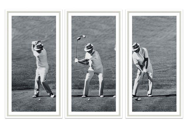 Golf Digest, Drive Triptych