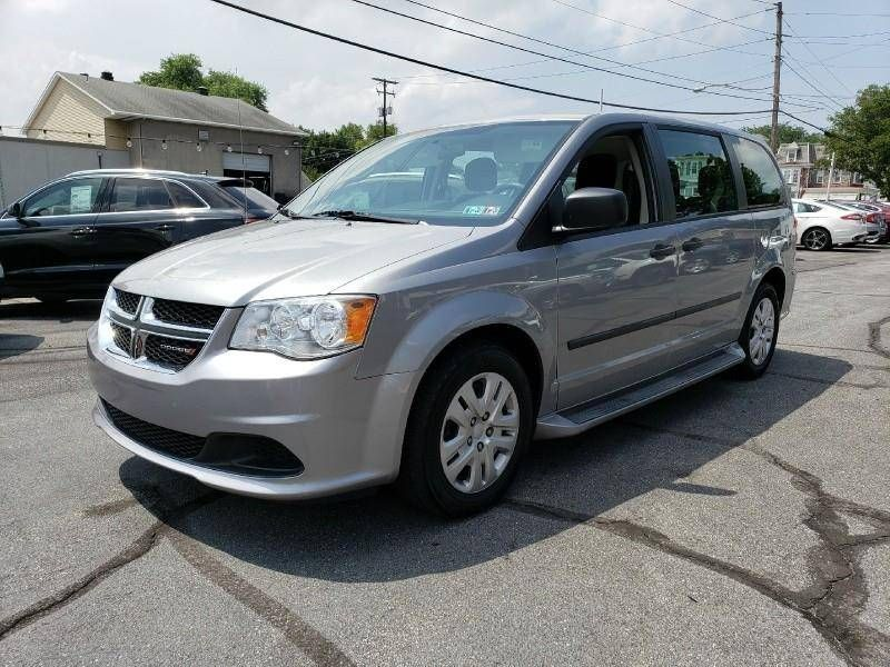 2014 Dodge Grand Caravan 4dr Wgn American Value Pkg For Sale In