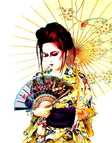 sweet geisha