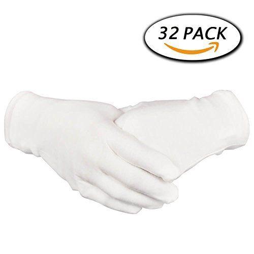 Www Amazon Com Dp B018q4wnjm Th X3d 1 Cotton Gloves White Cotton Gloves