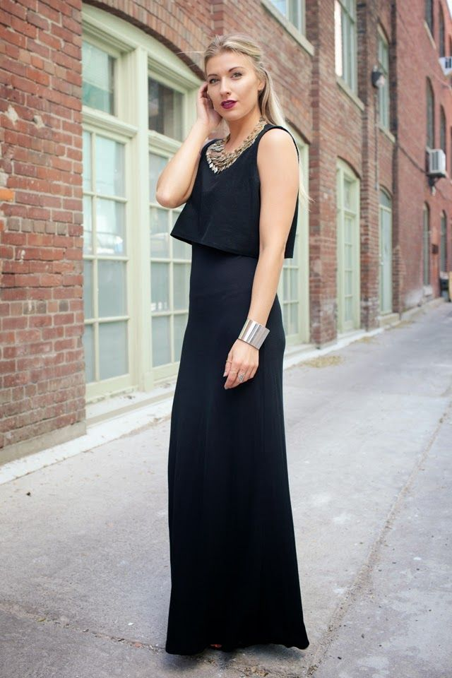 Ways To Wear A Crop Top Crop Top Over A Maxi Dress Wear Crop Top Tie Crop Top Fashion