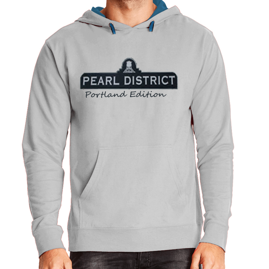 Check Out Pearl Districts Hottest Hoodie. Portland Edition