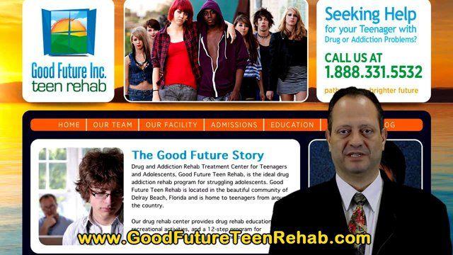 Teen drug abuse story news
