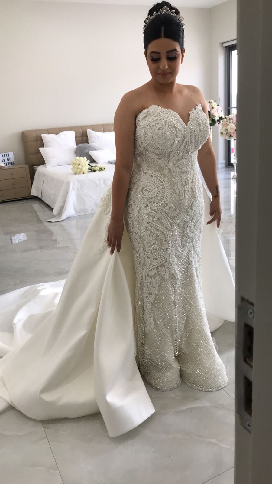 06da042c8ca31 Norma And Lili Bridal Couture Wedding Dress in 2019