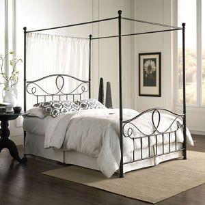 Fashion Bed Sylvania Full Canopy Kit Boscov S Iron Canopy