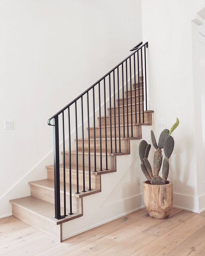 20+ Modern Staircase Ideas With Various Pattern #staircaserailings