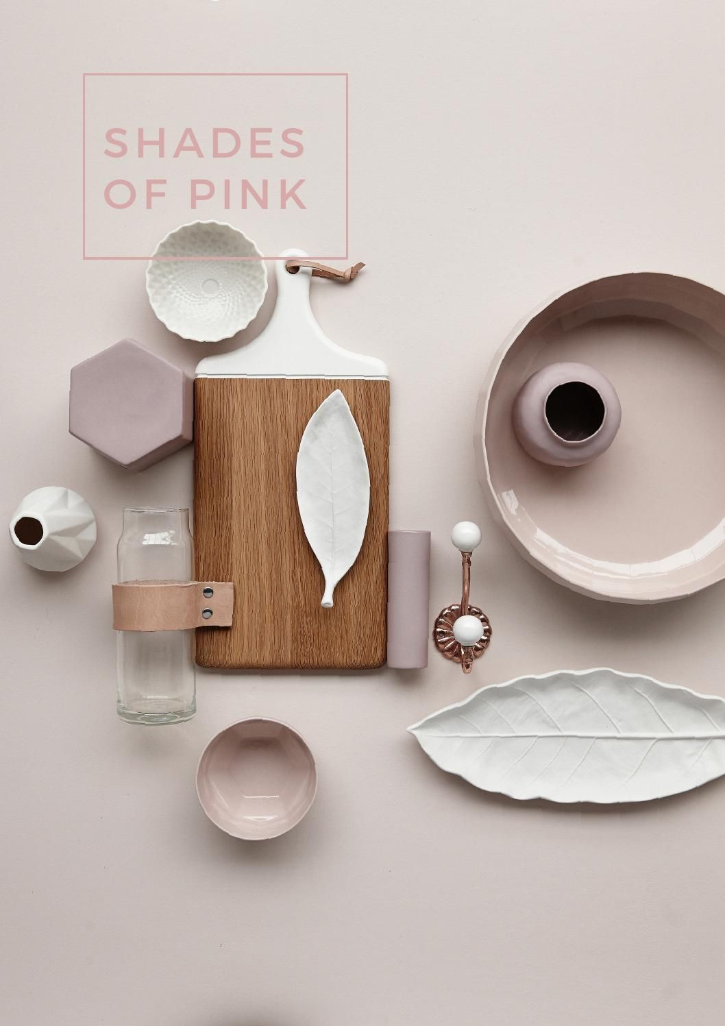 Shades Of Pink - ISSUU - Stylodeco AW2015 catalog-PREVIEW by STYLODECO