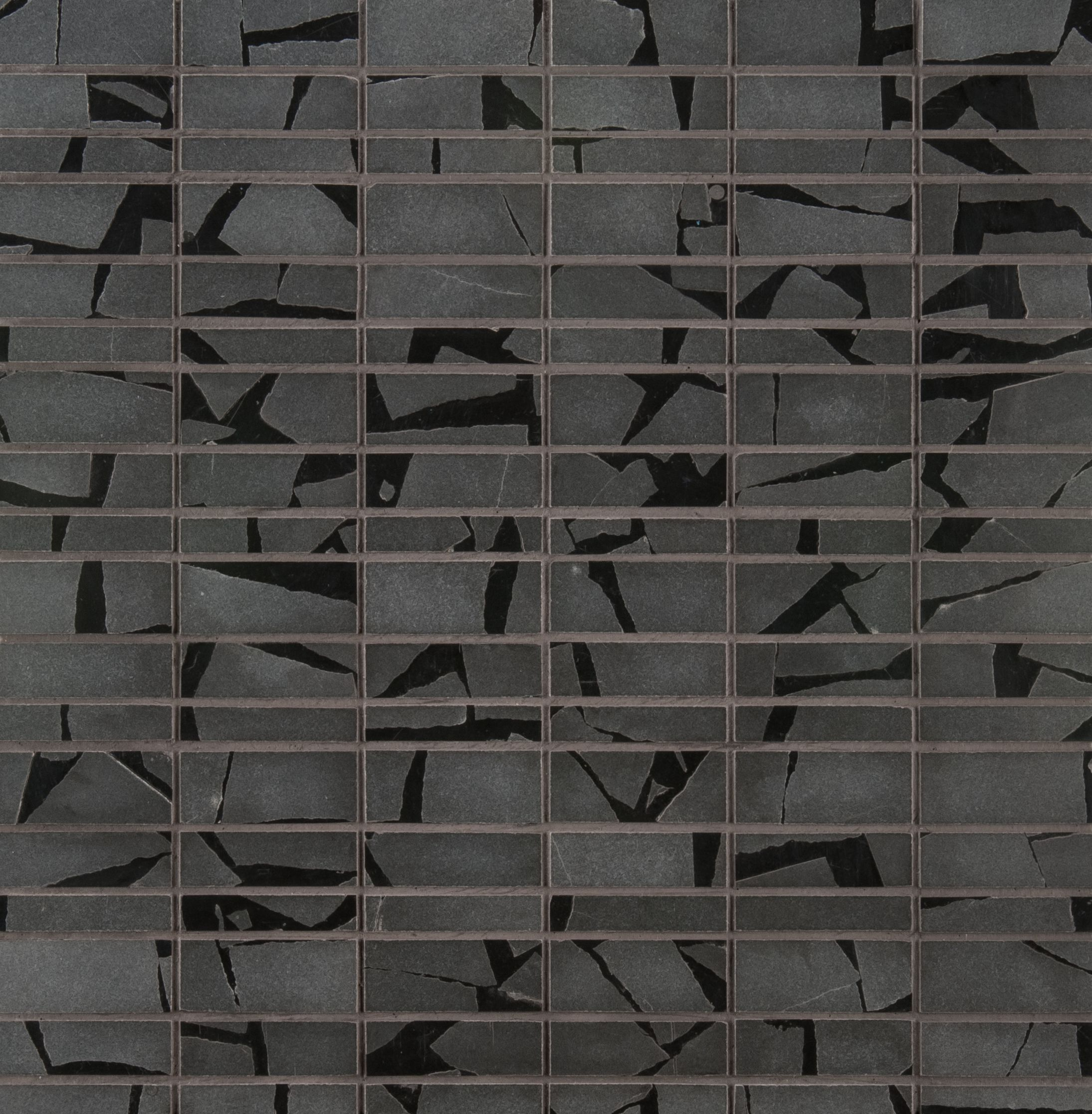 Ann Sacks Mosaic Bathroom Tile: ANN SACKS Selvaggio Thassos Marble Mosaic In Black On