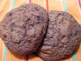 Eva Bakes - There's always room for dessert!: Jacques Torres' mudslide cookies
