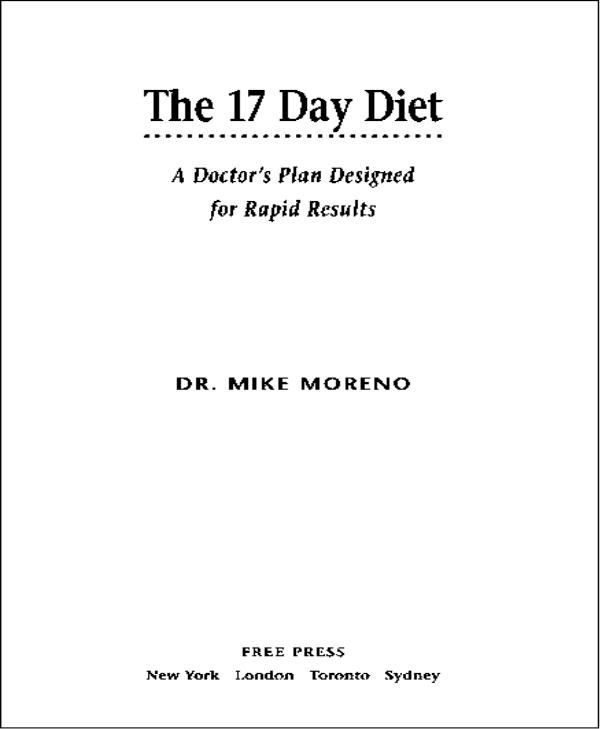 Download ebook free the 17 day diet by dr mike moreno save pdf download ebook free the 17 day diet by dr mike moreno save pdf fandeluxe Choice Image