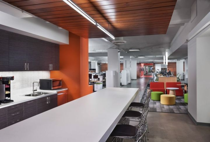 Razorfish Office By Nelson Chicago Illinois Retail Design Blog