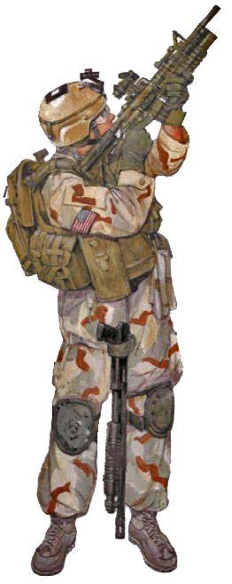 EUA -75TH US ARMY RANGERS, Irak, pin by Paolo Marzioli