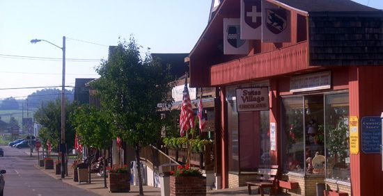 Village Of Sugarcreek Ohio Amish Country Ohio Sugarcreek Ohio Ohio Travel