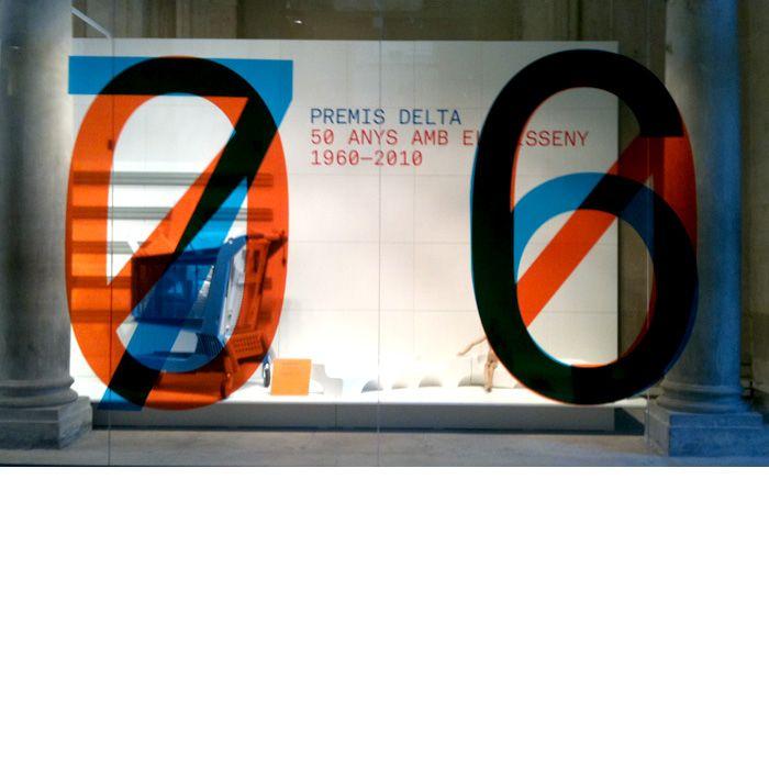 Exposición Premios Delta 50 años