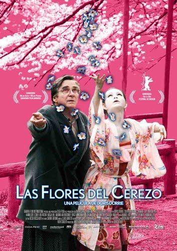 Resultado de imagen para Las flores del cerezo cine portada