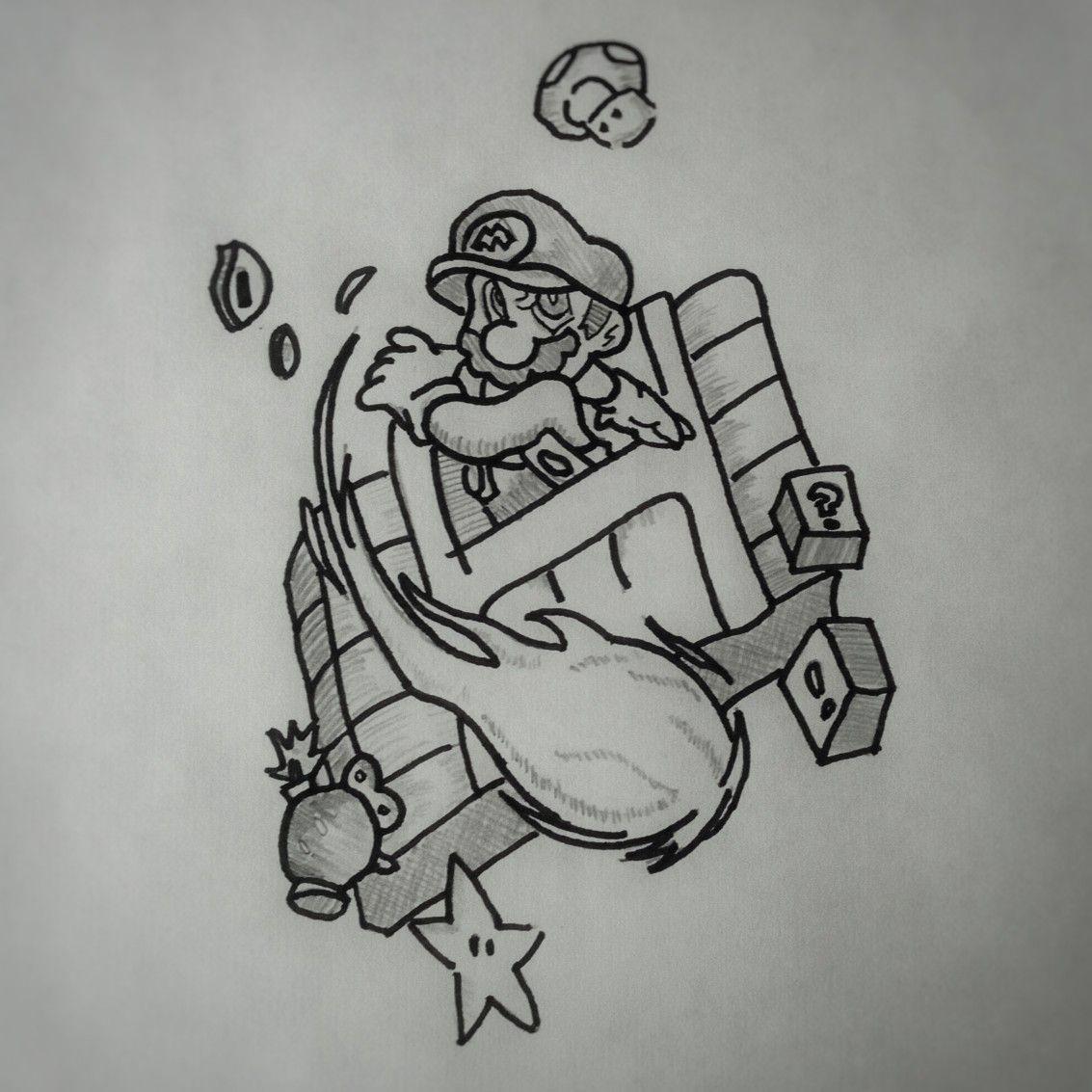 Super Mario Bros Dibujos De Mario Mario Bros Dibujos Dibujos De Juegos