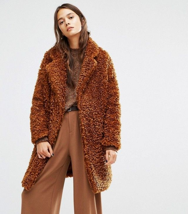 Currently Loving: Teddy Coats   Truffles and Trends