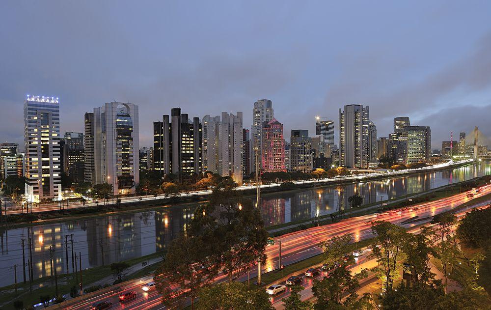 Sao Paulo E Uma Das 10 Cidades Com Vistas Mais Belas Do Mundo