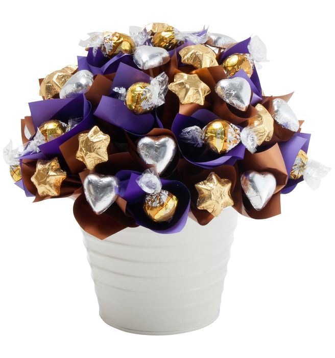 Copper violet chocolate bloom chocolate bouquets easter chocolate bouquets and chocolate flower bouquets delivered australia wide edible blooms chocolate gifts are a delicious alternative gift idea negle Gallery