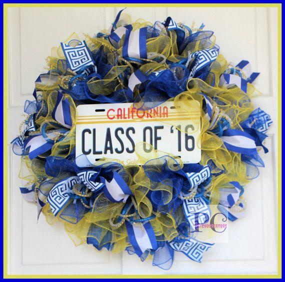 California Class of 2016 Wreath  UC Graduation by PsychoCreators