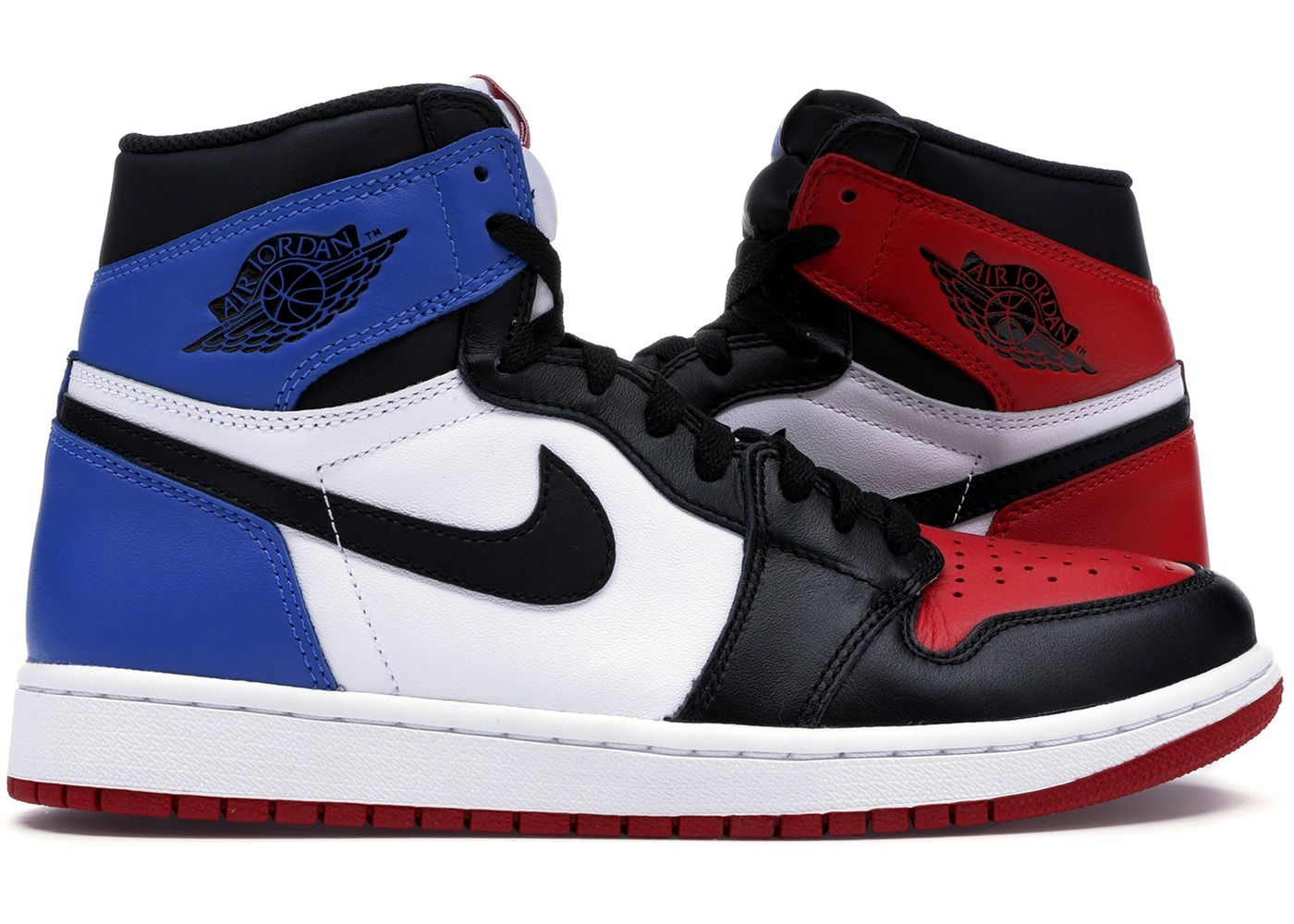 8989bab9 Check out the Jordan 1 Retro Top 3 available on StockX Sneakers Nike Jordan,  Jordans