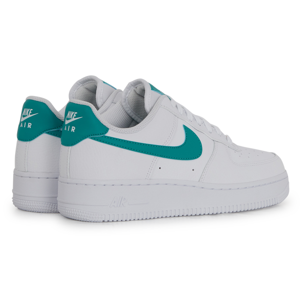 Soldes > nike air force one bleu turquoise > en stock