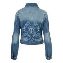 MOTO Aztec Jeansjacket