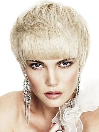 Fabulous 1000 Images About Vidal Sassoon On Pinterest Red Hairstyles Short Hairstyles Gunalazisus