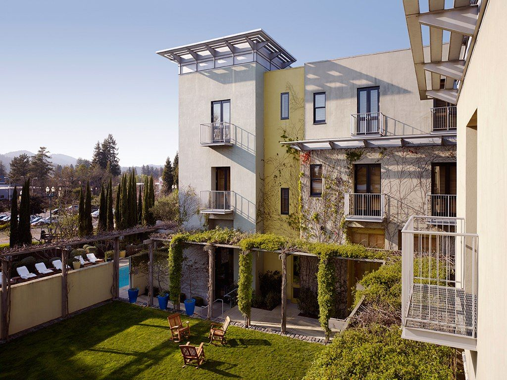 Hotel Healdsburg Sonoma County Voted Onto The 2017 World S Best Hotels Gold List By Conde Nast Traveler Readers