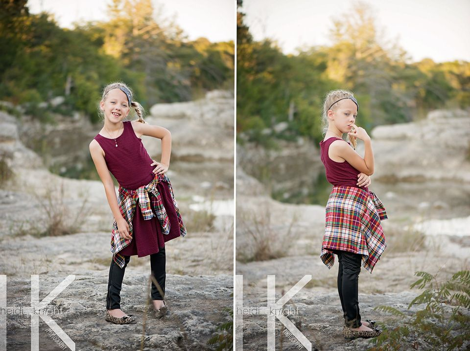 Jeep themed family photo shoot with a rocker twist my quirky 2nd grader a